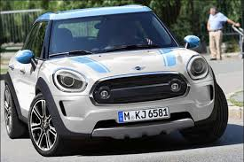2016 Mini Cooper s countryman – pictures, information and specs ...