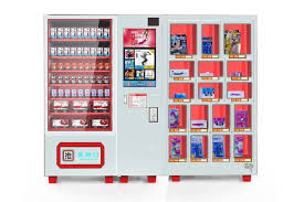 Chinese Vending Machine Delectable With Digital Payment And AI China Is Revitalizing The Vending