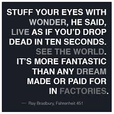 Fahrenheit 40 Quotes Best Sayings Deep Dream Stuff Your Eyes Interesting Quotes From Fahrenheit 451