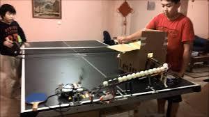 Ping Pong Launchers Lego Ping Pong Ball Launcher Youtube