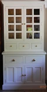 White Kitchen Dresser Unit Sideboard Dresser Base Shaker Style Free Standing Kitchen