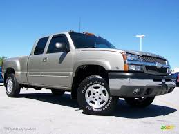 2003 Light Pewter Metallic Chevrolet Silverado 1500 Z71 Extended ...