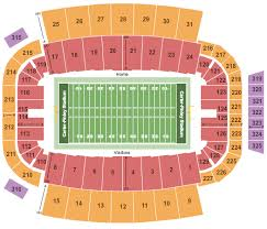 Carter Finley Stadium Seating Chart Carter Finley Stadium