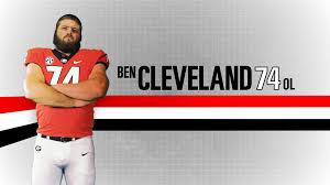 Ben Cleveland Uga Depth Chart Ben Cleveland 2019 Football University Of Georgia