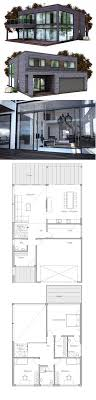 Best  Modern Floor Plans Ideas On Pinterest Modern House - Modern house plan interior design
