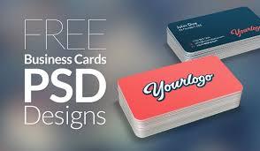 Free Design Business Cards 55 Free Business Card Psd Designs Instantshift