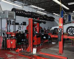 Inside our Gladstone MO automotive garage The Maintenance Shop