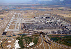 Kslc Approach Charts Salt Lake City International Airport Wikipedia