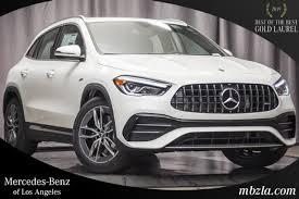 Gla exclusive edition (gla 250 e only). New 2021 Mercedes Benz Gla Amg Gla 35 4matic Suv Sport Utility In Los Angeles M1161441 Mercedes Benz Of Los Angeles