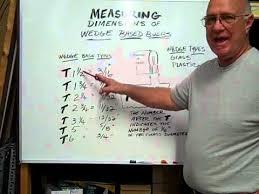 Wedge Bulb Size Chart Glass Wedge Base Bulb Size Determination
