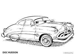 Disney Cars Coloring Pages Getcoloringpagescom