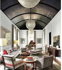 false ceiling ideas dark for living room