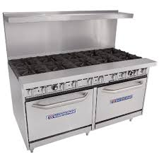 commercial gas range. Beautiful Commercial BP 60 With Commercial Gas Range R