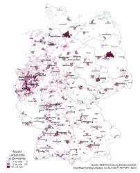 Deutschland karte punkte
