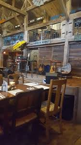 Stage View From Seats Table Picture Of Dosey Doe Big Barn