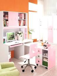 pink desk for kids corner room desks rooms home design kidsaw