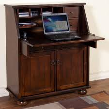 compact office. Desks Classic Office Furniture Computer Armoire Black Finish Edgewater Compact Desk D