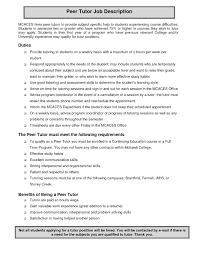 Tutor Resume Sample Tutor Resume Sample Free Download Tutor Resumes Examples 34
