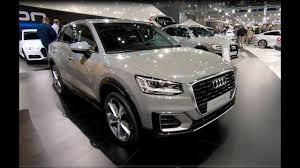Q2 Design Audi Q2 Design 30 Tfsi Ultra Suv Model 2018 Walkaround Interior Quantum Grey