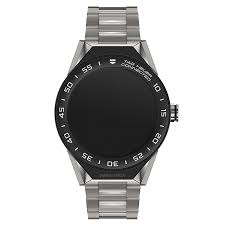 tag heuer watches quality swiss watches ernest jones watches tag heuer connected modular 45 titanium bracelet smart watch product number 6380530