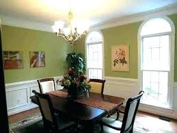 Painting Dining Room Gorgeous Amusing Dining Room Wall Paint Ideas Chair Covers Ikea Decor With