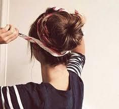 easy updo for long hair 17