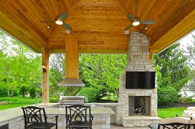 the gas fireplace was smoked by burning real wood before we installed the gas logs to give the fireplace the authentic look