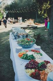 47 Outdoor Summer Wedding Ideas  Tasty Catering ChicagoSummer Backyard Wedding