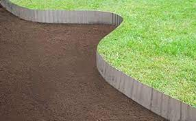 lawn edging ideas to beautify your garden
