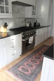 endearing black kitchen rugs kitchen runner rugs uk black usa washable eiforces