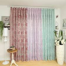 Living Room Curtain Fabric Online Buy Wholesale Floral Curtain Fabric From China Floral