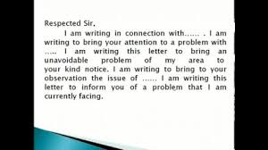 How To Write A Cover Letter Youtube Write A Letter To Your Friend Telling Him About School