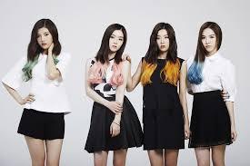 Red Velvet Reach 1 In Korea With Ice Cream Cake Notting Hill Music