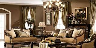 Elegant Traditional Living Room