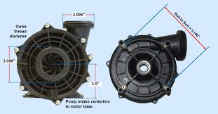 216 95 motor freight fits all catalina spas pumps 48 frame bn62 thru bolt dimensions bn62 wetend dimensions