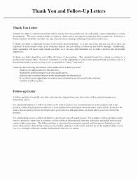 Job Interview Follow Up Email Template Best Of Job Interview Follow ...