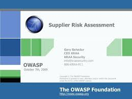 Security Risk Assessment Template Enchanting Supplier Risk Assessment Supplier Assessment Short Thumbnail Vendor