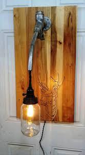 simple pallet light