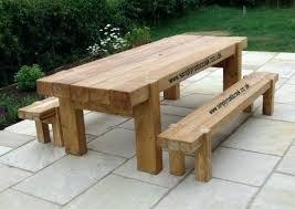 rustic furniture perth. full image for rustic oak beam garden table bench perth furniture australia