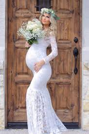 pregnant wedding dresses. Maternity Wedding Dresses Pregnant Bridal Dresses UCenter Dress