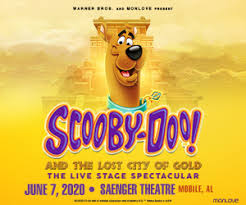 Scooby Doo And The Lost City Of Gold Mobile Saenger