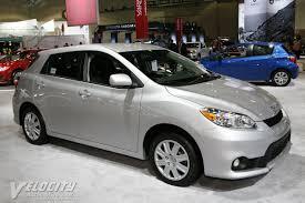 2012 Toyota Corolla Matrix information