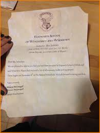 9 Harry Potter Movie Acceptance Letter Management On Call