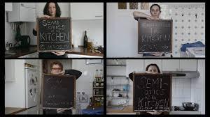 Semiotics Of The Kitchen 2014 On Vimeo