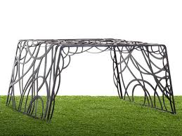 metal furniture design. Garden Furniture Artistic Design Radici By Celato Metal
