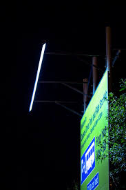ecolux solar trough light the world s first solar powered trough lighting system pictured here