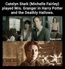 GAGBAY - Catelyn Stark (Michelle Fairley) is the mother of ... via Relatably.com