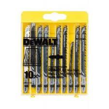Купить DEWALT DT2290 <b>набор пилок для</b> лобзика по дереву, 10 ...
