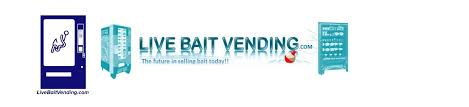 Used Live Bait Vending Machine For Sale Interesting Used Machines Live Bait Vending