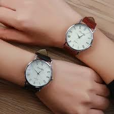 online get cheap vintage style mens watches aliexpress com luobos hot leather men watch new fashion vintage quartz women wrist watch r style analog